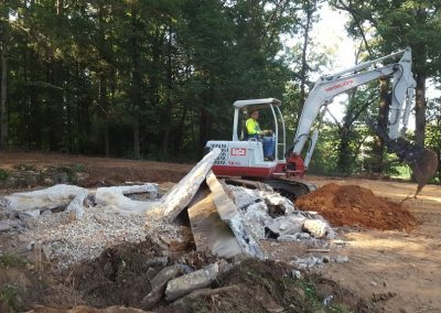 Residential Demolition – Mineral Bluff